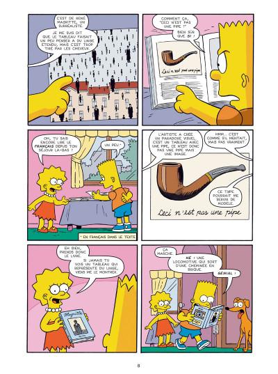 Page 5 Les Simpson tome 33