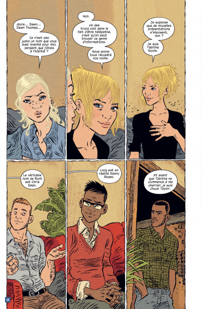 Page 3 They're not like us tome 2