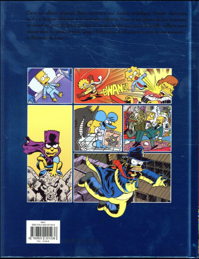 Dos Les simpson -  colossal tome 2