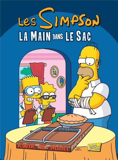 Couverture Les simpson tome 34