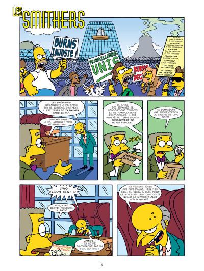 Page 1 Les simpson tome 34