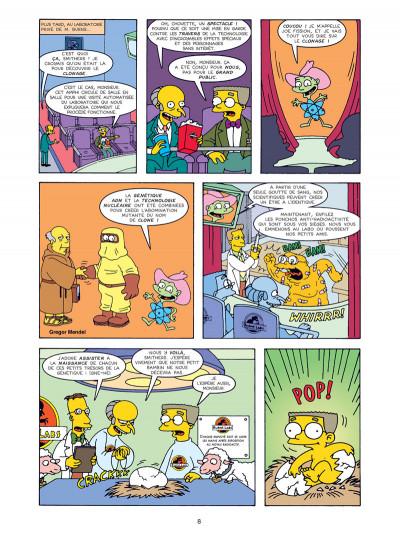 Page 4 Les simpson tome 34