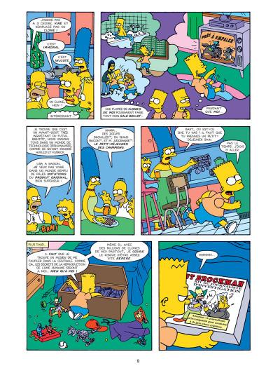 Page 5 Les simpson tome 34