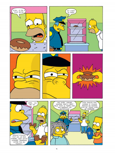 Page 2 Bart Simpson tome 14