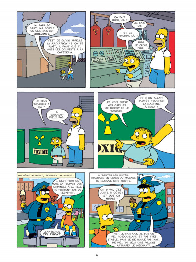 Page 4 Bart Simpson tome 14