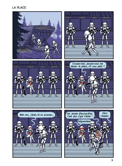 Page 3 L'empire du pire
