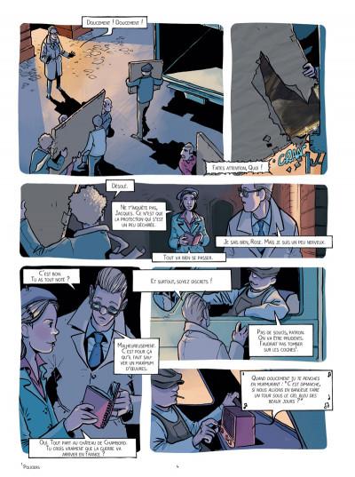 Page 1 Le réseau Papillon tome 1