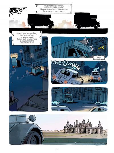Page 2 Le réseau Papillon tome 1