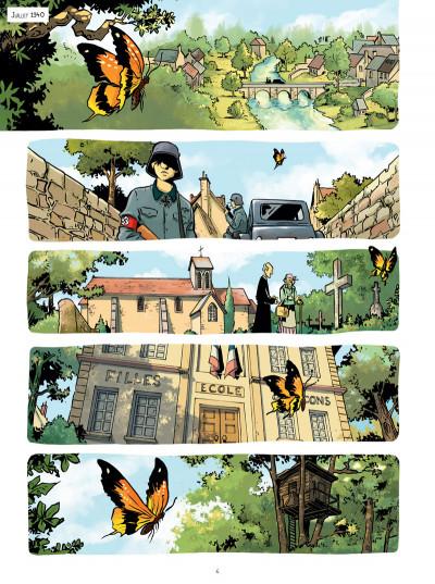 Page 3 Le réseau Papillon tome 1