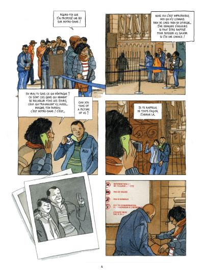 Page 2 Dans les coulisses Notre Dame de Paris