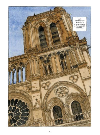 Page 3 Dans les coulisses Notre Dame de Paris