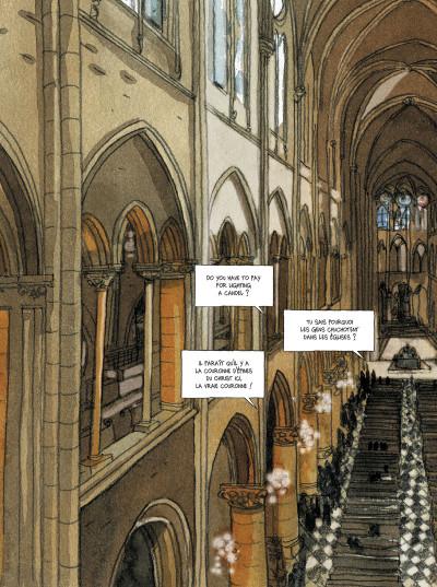Page 4 Dans les coulisses Notre Dame de Paris