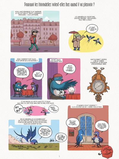 Page 1 Les pourquoi en BD - intégrale
