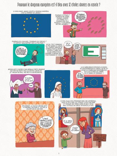Page 2 Les pourquoi en BD - intégrale