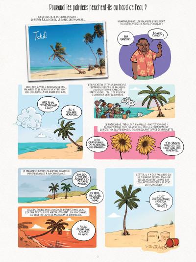 Page 3 Les pourquoi en BD - intégrale