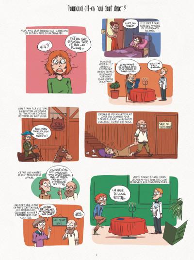 Page 4 Les pourquoi en BD - intégrale