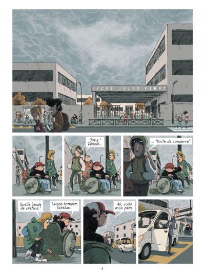 Page 1 La brigade des cauchemars tome 1