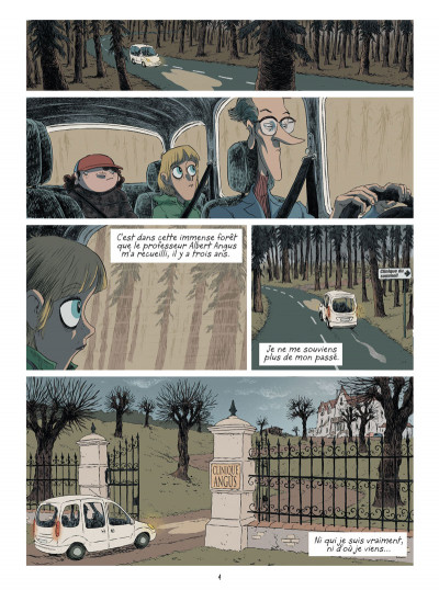 Page 2 La brigade des cauchemars tome 1
