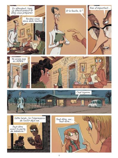 Page 5 La brigade des cauchemars tome 1