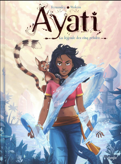 Couverture Ayati tome 1