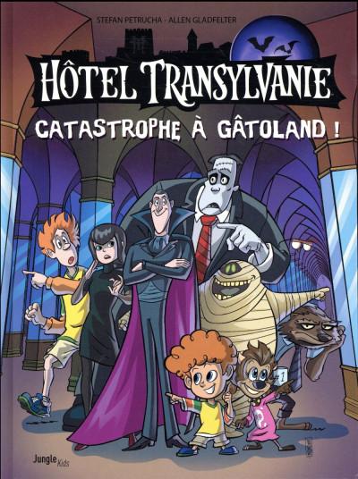 Couverture Hôtel transylvanie tome 1