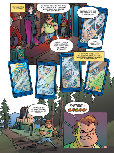 Page 3 Hôtel transylvanie tome 1