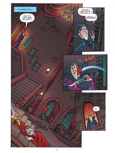 Page 4 Hôtel transylvanie tome 1