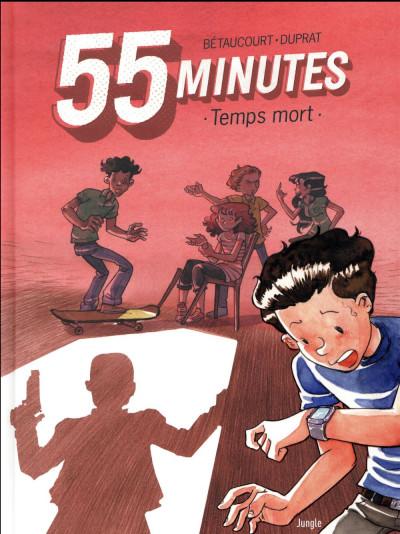 Couverture 55 minutes