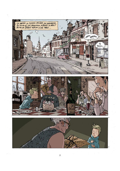 Page 1 Hector le boucher