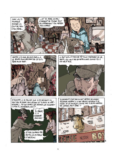 Page 2 Hector le boucher