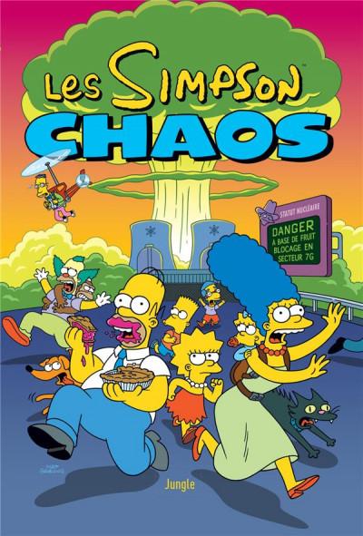 Couverture Les Simpson tome 35