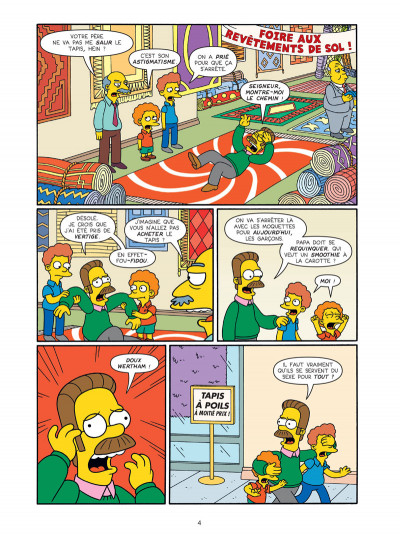 Page 2 Les Simpson tome 35