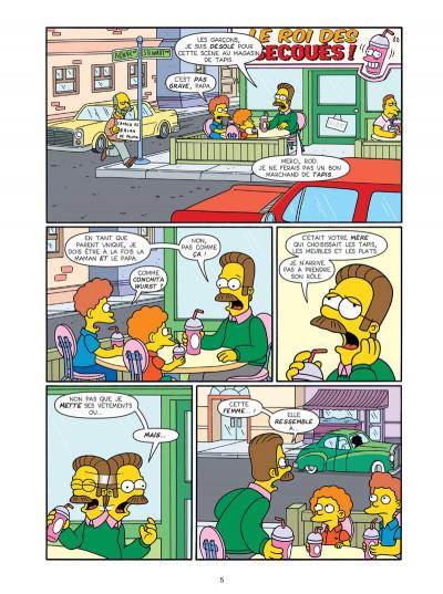Page 3 Les Simpson tome 35