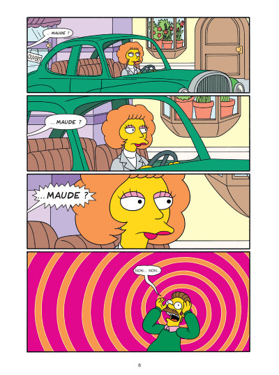 Page 4 Les Simpson tome 35
