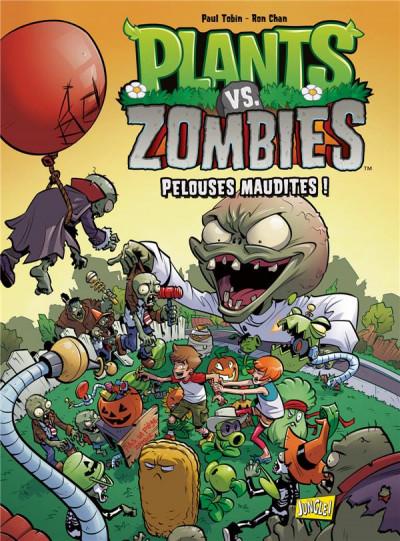 Plants Vs Zombies Tome 8 Bdfugue Com