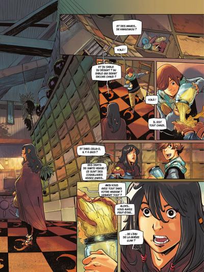 Page 6 La rivière à l'envers tome 1
