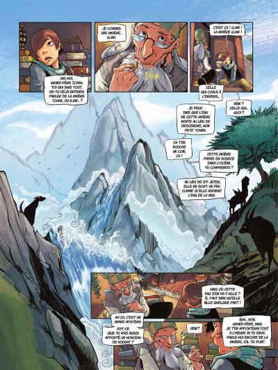 Page 9 La rivière à l'envers tome 1