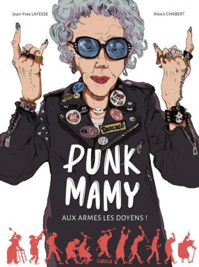 Couverture Punk mamy
