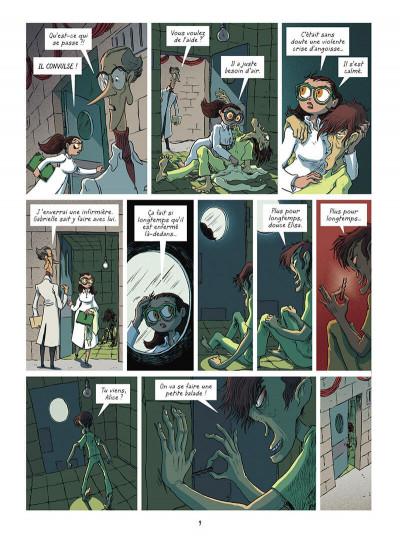 Page 0 La brigade des cauchemars tome 2