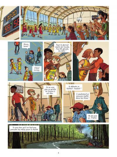 Page 6 La brigade des cauchemars tome 2