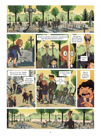 Page 7 La brigade des cauchemars tome 2
