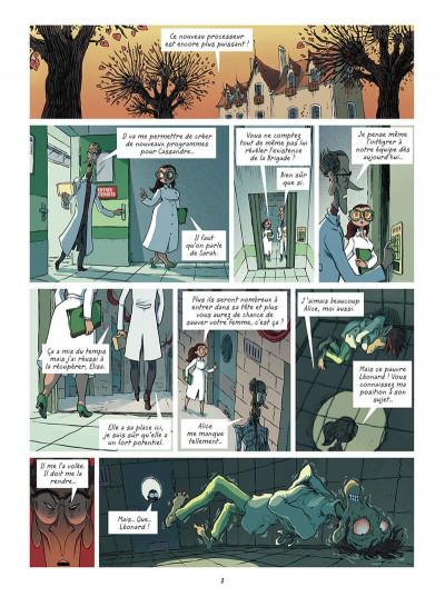 Page 9 La brigade des cauchemars tome 2