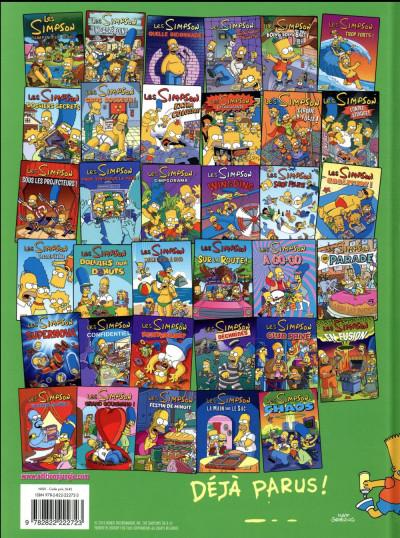 Dos Les Simpson tome 36