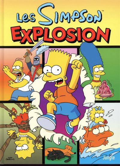 Couverture Simpson explosion tome 1