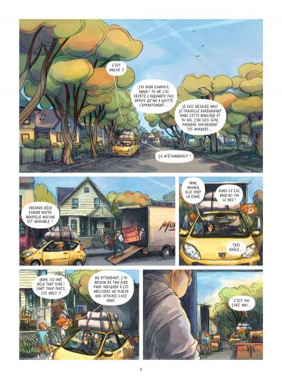 Page 1 Le réveil des poupées
