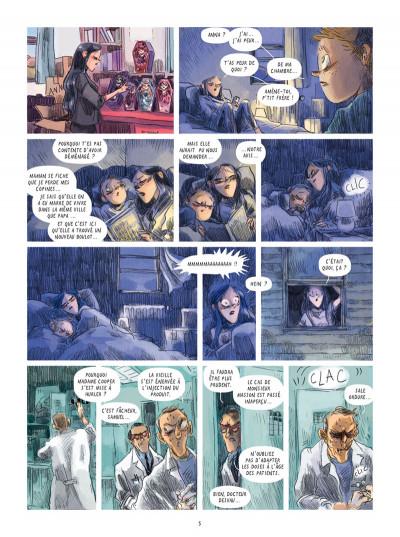 Page 3 Le réveil des poupées