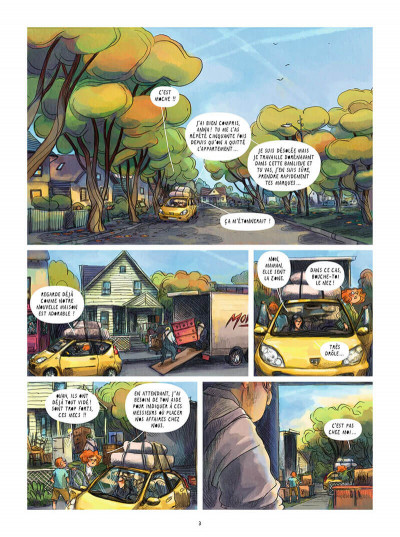 Page 4 Le réveil des poupées