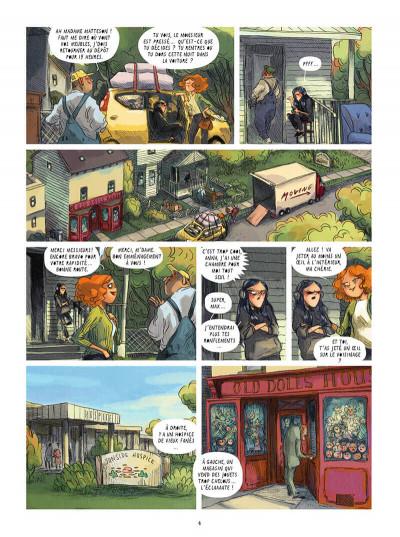 Page 5 Le réveil des poupées