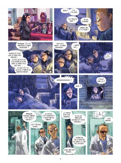 Page 6 Le réveil des poupées