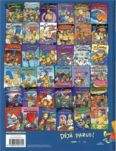 Dos Les Simpson tome 37
